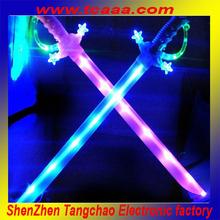Children toys light up led swords