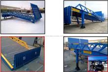 Hidráulica rampa de carga / patio de rampa móvil