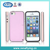Popular tpu pc mobile case cell phone case cover for iPhone 5 wholesale alibaba