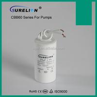 regrigerator condenser motor capacitor