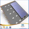 solar home asphalt shingle roof mounting system