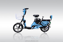 2015 newest cute simple electric bicycle 250w