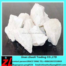 Hydrated Lime Type Calcium Carbonate Powder