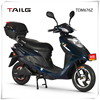 China's strong steel frame 800W 60V men/women two wheels electric motorcycle for sale