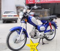 Lapdog mini gas moped new design . EEC