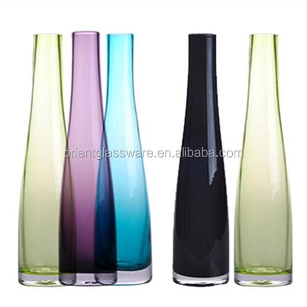 Wholesale Glass Flower Vase Tall Slim Vase Buy Tall Slim Vase