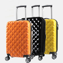 World top ODM Factory Sale Suitcase ABS+PC luggage trolley case/travel luggage bags/hard kids luggage