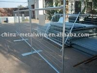 Galvanized Temporary Fence/Welded Wire Mesh Temporary Fencing Panel