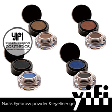 2015 New products longlasting combine eyebrow &waterproof eyeliner