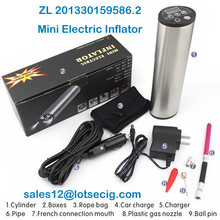 mini bike pump for tire inflation tool with led display easy to carry