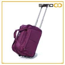 """22"""" trolley bolsa de viaje para el equipaje llevar al por mayor baratos ruedas para las maletas"""