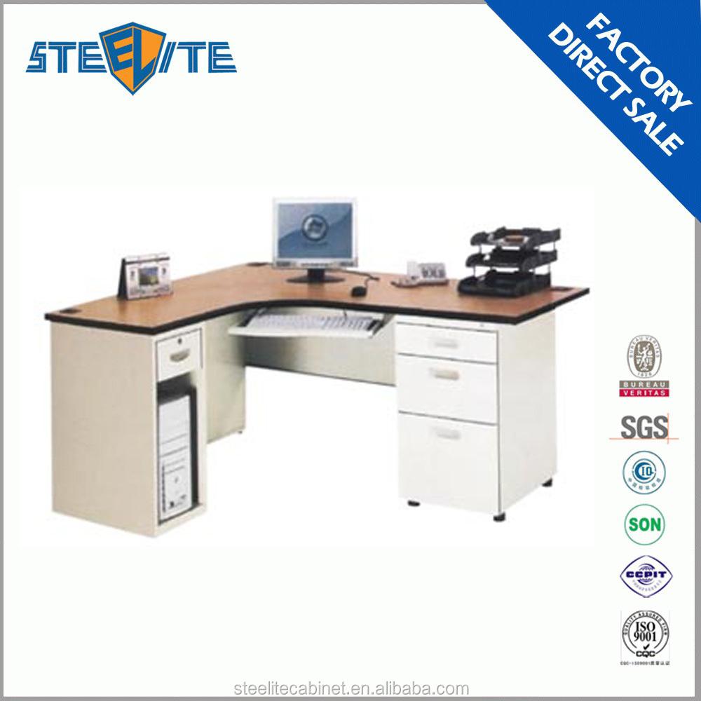 luoyang steelite steel computer desk table laptop desk office desk