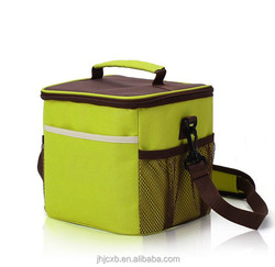 multi-purpose cooler bag NEW European standards of environmental protection hand holding ice cooler bag picnic lunch bag