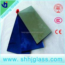 Shahe Haojing 5.5mm Dark Blue, clear, F Green, Ford Blue Reflective Glass
