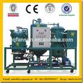 Micro-filtración de la tecnología de purificación usado de motor aceite equipo de destilación