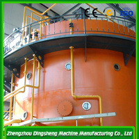 soybean solvent oil extraction plant