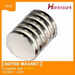 Industrial neodymium strong magnets