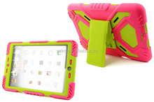 For iPad mini 3 iPad mini super spider shock resistant waterproof hybrid silicone case