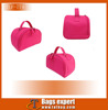 Promotional vanity bag/makeup bag, made from polyester.we are SEDEX and L'oreal factory.