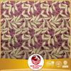 100%polyester jacquard drapery fabric fashionable flower gobelin fabric