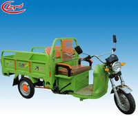 GY650DZH cheap electric tricycle heavy loaded cargo truck(three wheel)