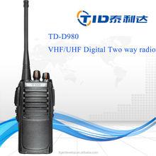 high cost effictive 5 watt uhf dpmr digital two way radio
