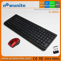 Good quality new coming wireless flexible keyboard and mouse for tablet pc