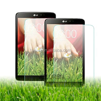 9H premium quality Japanese Asahi anti-scratch tempered glass screen protector/shield/guard for LG Gpad 8.3