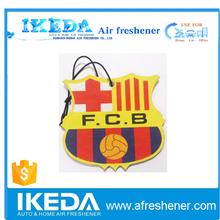 Customized design Hanging Car Air Freshener/Custom paper air freshener/paper car air freshener