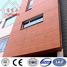 phenolic resin compact laminate hpl exterior wall claddding decoration panels