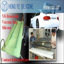 Y8 Brush Vac Bag silicone