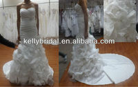 real of picture sweetheart mermaid most beautiful wedding dress