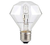 E26/E27 - 110V & 220V Vintage Antique D60 Diamond Halogen Edison bulb