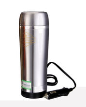 Coffee pot heating coffee in car with Cigarette lighter anywhere outside/2014 newest Coffee pot/ China made in china/Auto mug