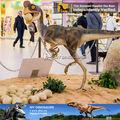 My Dino-De tamaño natural de dinosaurios para los huevos de dinosaurios artificiales animados