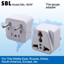 4.8mm Conversion socket,European-style socket,Middle East conversion socket