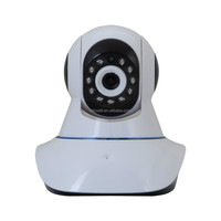 Wireless Wifi Alarm IP Camera for Home,Office,Warehouse,Mall
