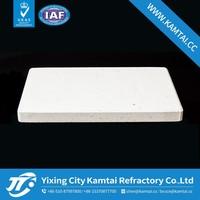 Jiangsu mullite plate for refractory kiln furniture