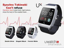 Heart Rate Monitor smart watch Bluetooth Watches Support /Pedometer/ sleep monitor/Security reminder