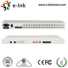 Basado on auto - derechos de autor IC16E1 + 4FE multiplexor PDH