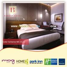 Macchiato three star modern hotel bedroom furniture