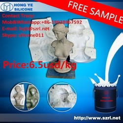 RTV molding silicone rubber-similar with Dow Corning 3481 manufacturer