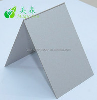 woodfree uncoated paper A4 paper raw material cardboard grey