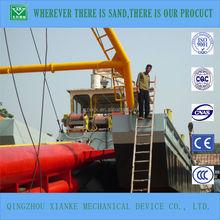 Customized dredger for export