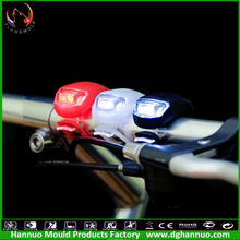 bike front light silicone bike light led decorative bike light