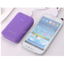 2015 Newest High Tech Product ! Charging 7800mah power bank Full only need 90 minutes ! FCC CE ROSH power bank 7800mah SC-6