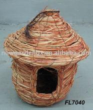 Wicker Garden Bird Cage