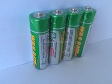 Mercury Free Carbon Zinc Battery R6P/ AA/ UM-3 (W&S BATT Brand or OEM)