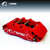6 pot caliper for audi rs4, bmw m3/m5m36 brembo racing auto brake caliper