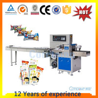 KT-250 Multi-function Automatic Horizontal Flow wrapping Machine (Upgraded version)